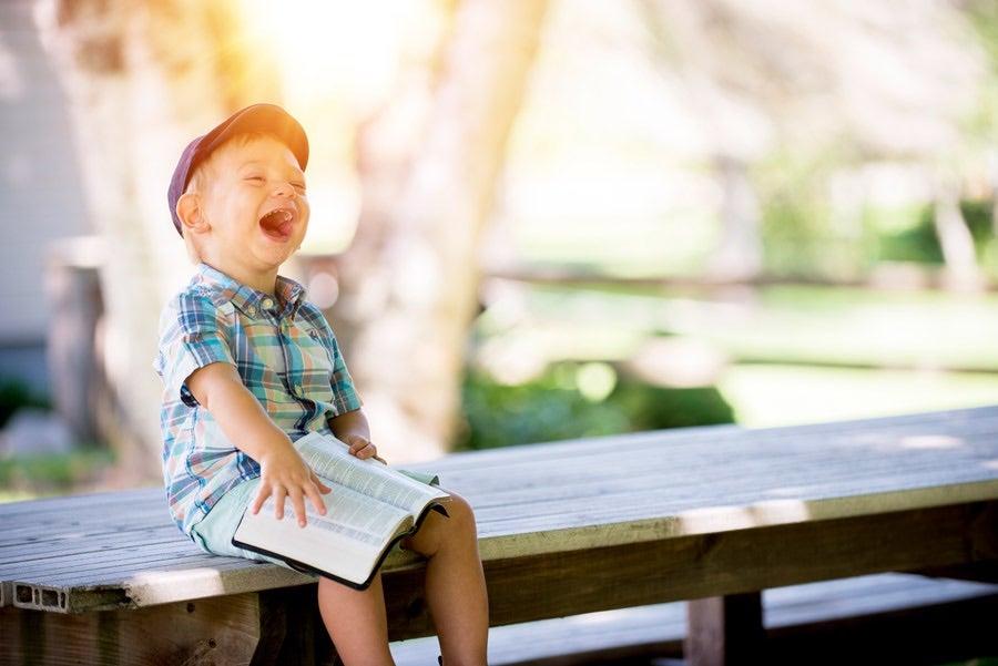 笑いは開運!笑う門には福来る