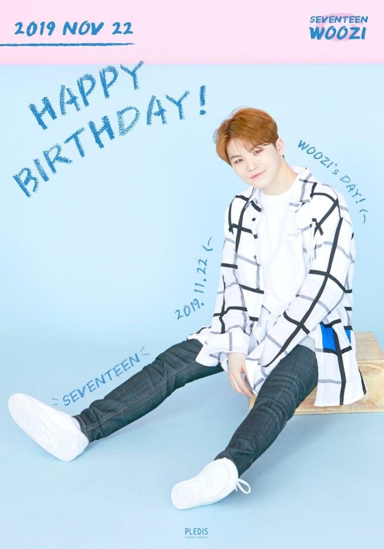 誕生 日 seventeen