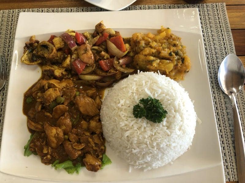 モーリシャスで食べるクレオール料理。   小林邦宏 月に1回・世界一周 ...