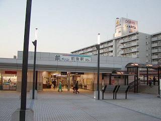 名鉄・前後駅   指宿すらいりー私的監修!名古屋観光博覧会?ブログ。
