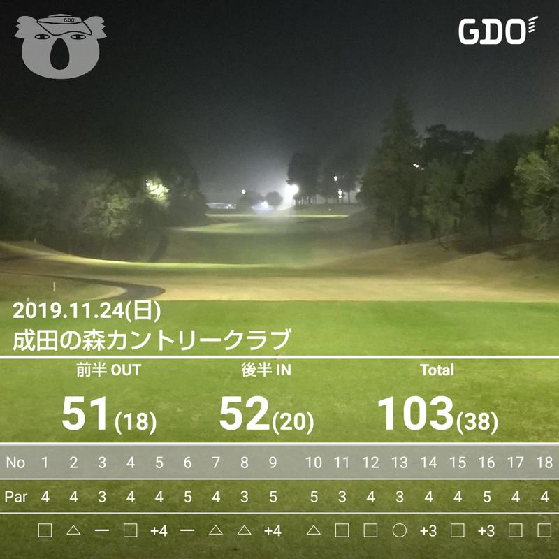 クラブ カントリー 成田 天気 の 森 成田の森カントリークラブ
