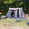 秋キャンプの画像
