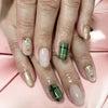 Xmas nailの画像