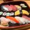 【魚がし鮨田町本店】《田町/昼》ランチにぎり1.5人前の画像