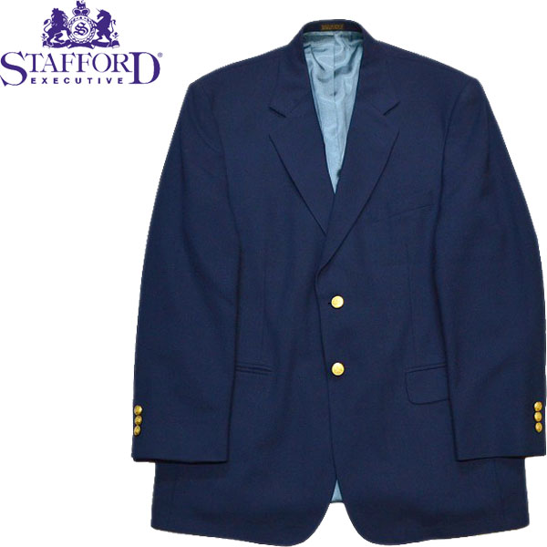 テーラードジャケット紺ブレザー古着屋カチカチ