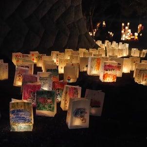 キャンドルナイト in 真如寺の画像