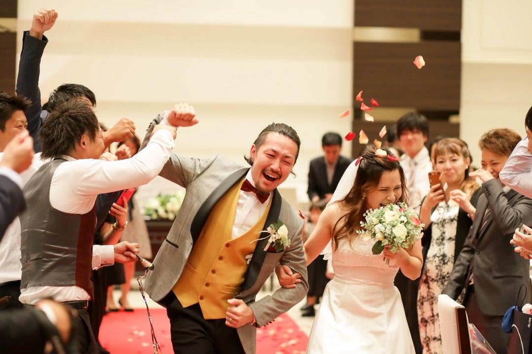 友達へのサプライズ結婚式