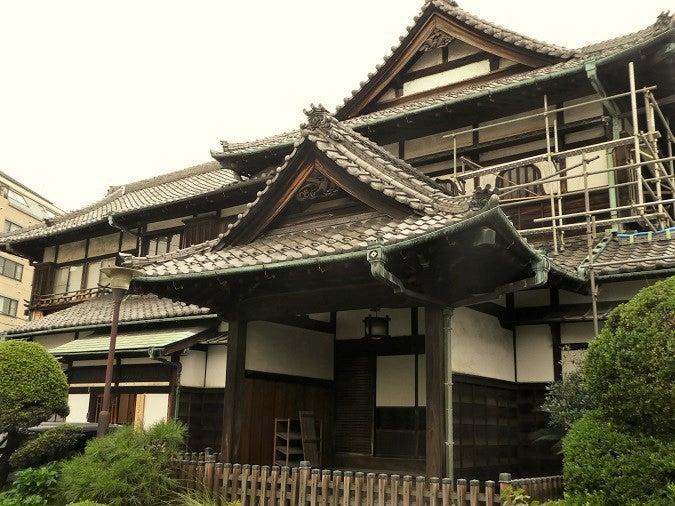 一乗寺(東京都 台東区谷中1丁目6番の1号)- 角いち、谷中の角にあるお寺