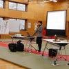 一関市の中学校で講演の画像