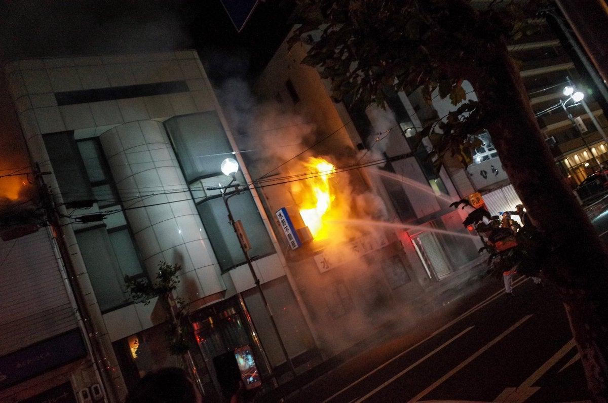 火事 情報 盛岡