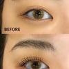 自まつ毛で目を大きく見せる方法!の画像