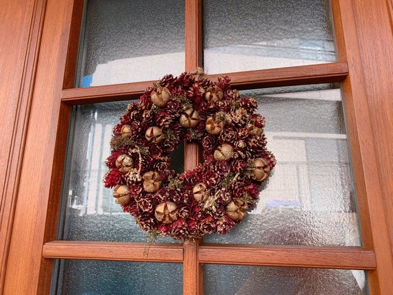 クリスマスリース 青山フラワーマーケット スウェーデンハウス
