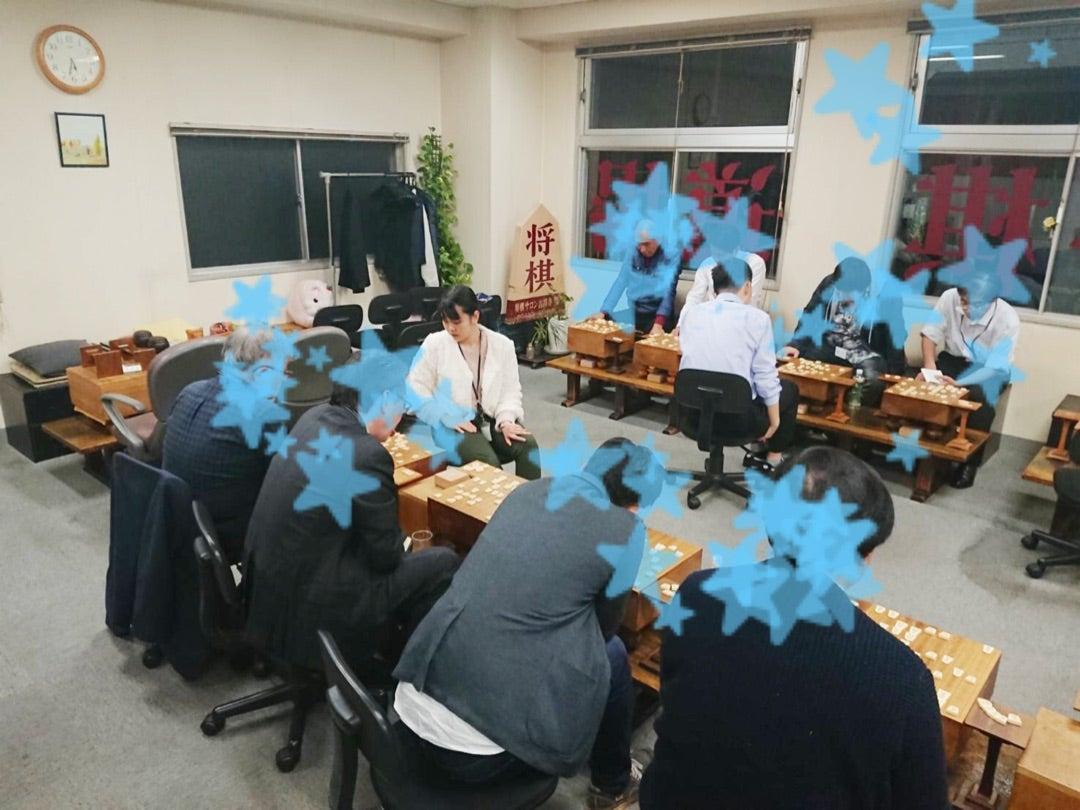 11月25日 REIWA将棋教室の記事より