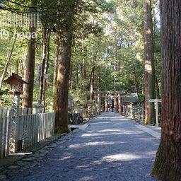 画像 【パワスポ巡り】三重県鈴鹿市 椿大神社* の記事より 2つ目