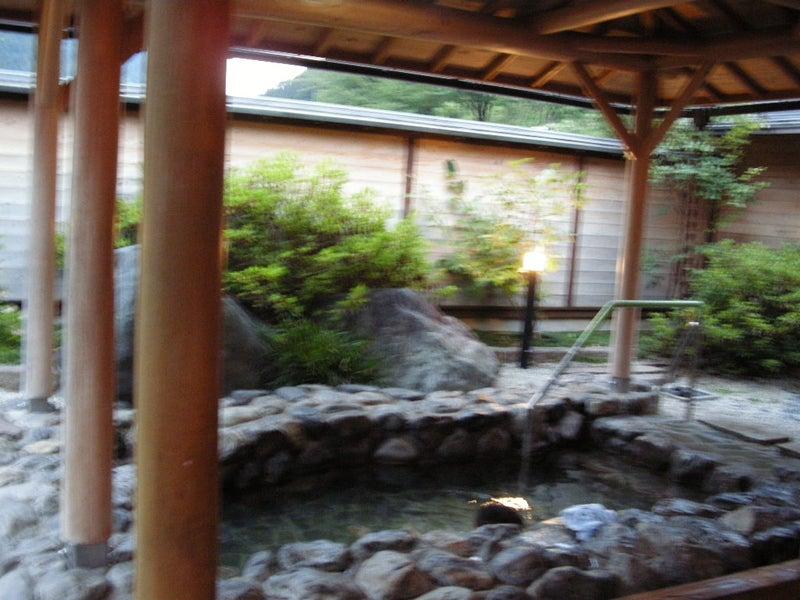 温泉 センター 洞川