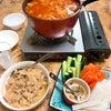 LOHAS商品活用法紹介♪たっぷりキノコのポタージュ&にんにく味噌を使ったお料理例♪の画像