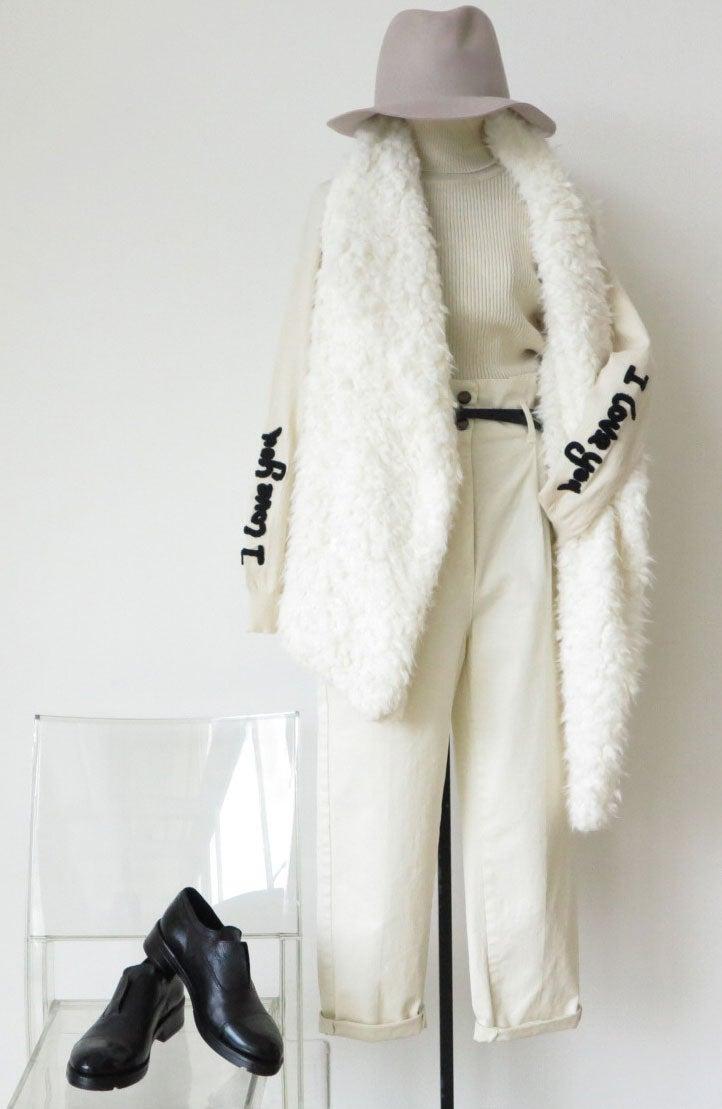 Hiver blanc(白い冬)