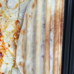 画像 ホットプレートピザ の記事より 3つ目