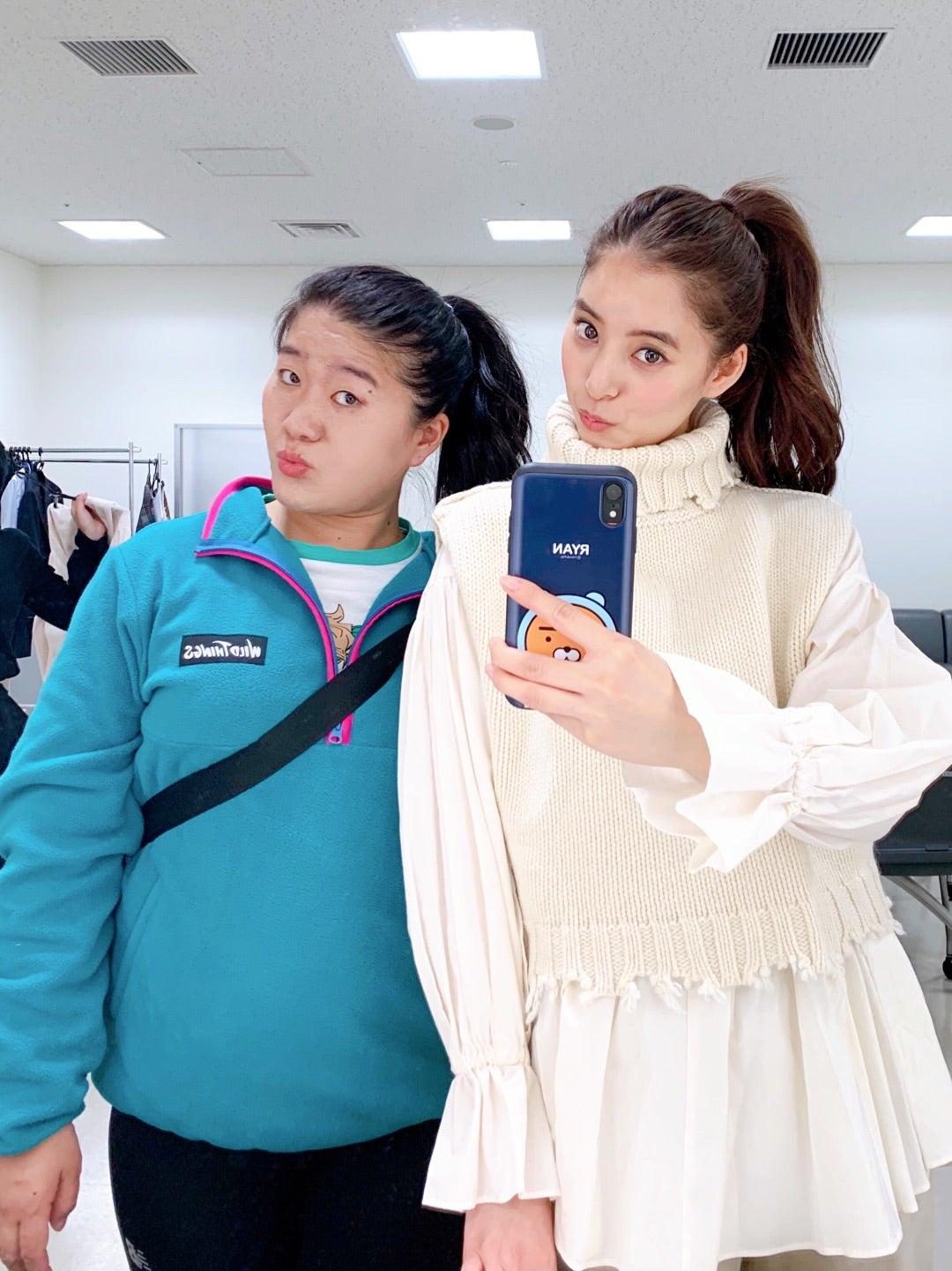 ポニーテール   新木優子オフィシャルブログ「SUITS/スーツ2 ...