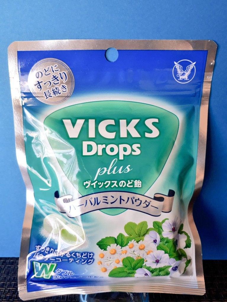 Vicks のど 飴