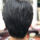 縮毛矯正ファイル79(男性の縮毛矯正)の記事より