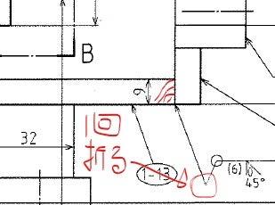 溶接記号に関して早めに触れておきたいこと レ形とK形開先は取り合えず1回折ればいい