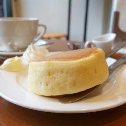 画像 厚切りパンのようなみっちり系ホットケーキ 小野珈琲 の記事より 11つ目