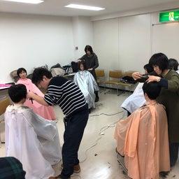 画像 札幌キュビズムカット講習☆ の記事より 3つ目