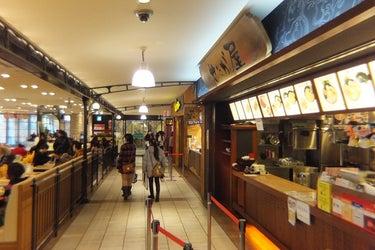 東京 ドーム シティ フード コート