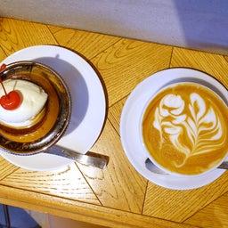 画像 焦がしカラメル濃厚プリン レギュラーメニュー 浅草 フェブズ コーヒー&スコーン の記事より 7つ目