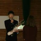福井市明道中学校  『前向き思考が人生を変える 』の記事より