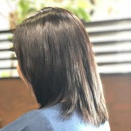 画像 5年後10年後も髪を綺麗に!リトルグランプのハイブリッドカラー!! の記事より