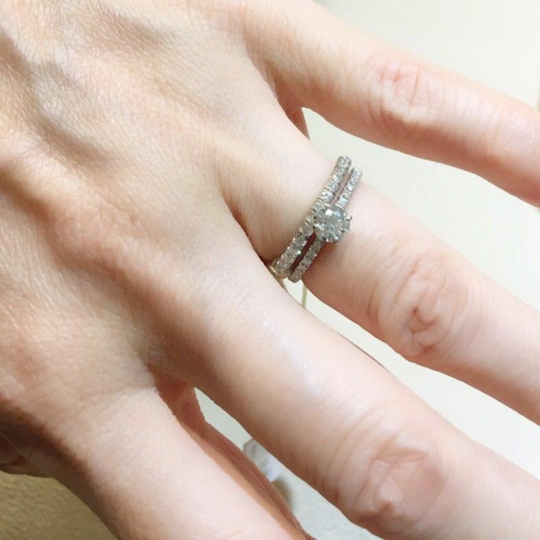 カルティエ 結婚 指輪