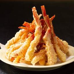 画像 カニ天ぷらの美味しい食べ方はこれだー の記事より