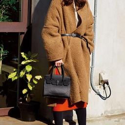 画像 もう悩まないスカートとコートの丈感について の記事より 1つ目
