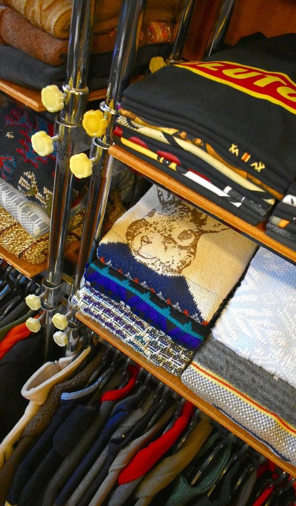 週末恒例ALL10%セール店内画像@古着屋カチカチ