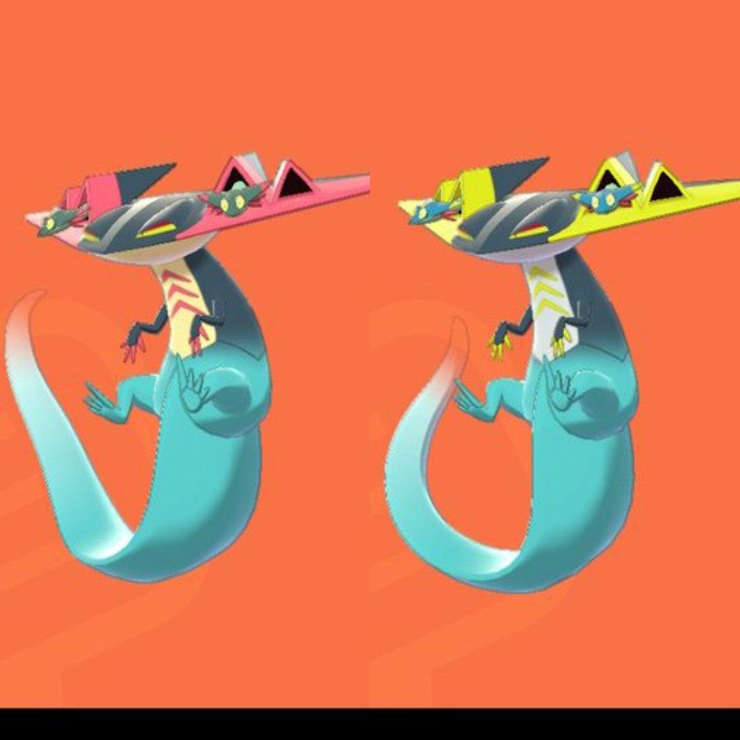 色違い】国際孵化進化☆ドラパルト【剣盾】