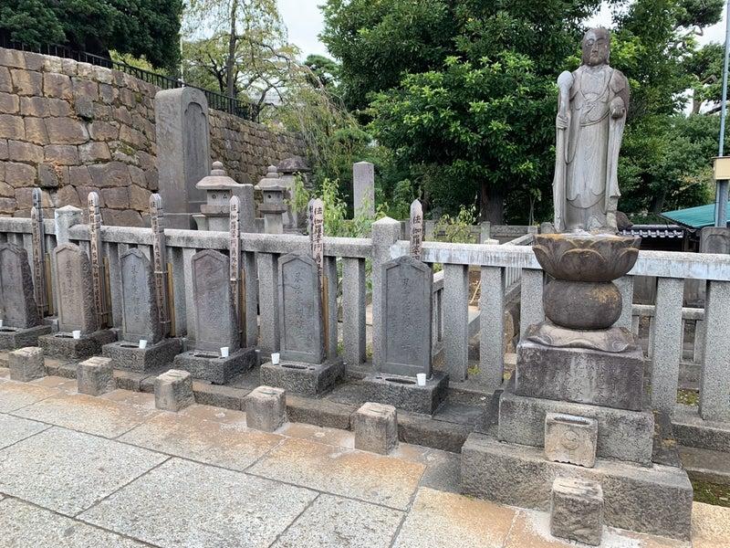 誰も行かない観光地をめぐる奇妙なトラベラーたかぼんブログ東京泉岳寺は忠臣蔵の赤穂義士のテーマパークです!奇妙に幕末芸州藩の墓を見つけ義の聖地だとわかった