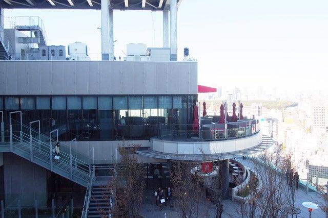渋谷 東急 プラザ レストラン