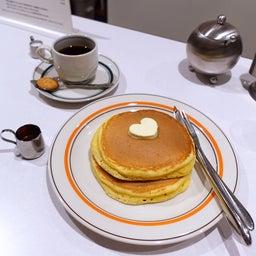 画像 渋谷パルコのはまの屋パーラーでホットケーキ の記事より 12つ目