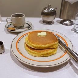 画像 渋谷パルコのはまの屋パーラーでホットケーキ の記事より 9つ目