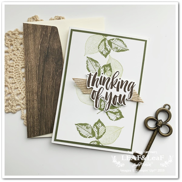 簡単 手作りカード