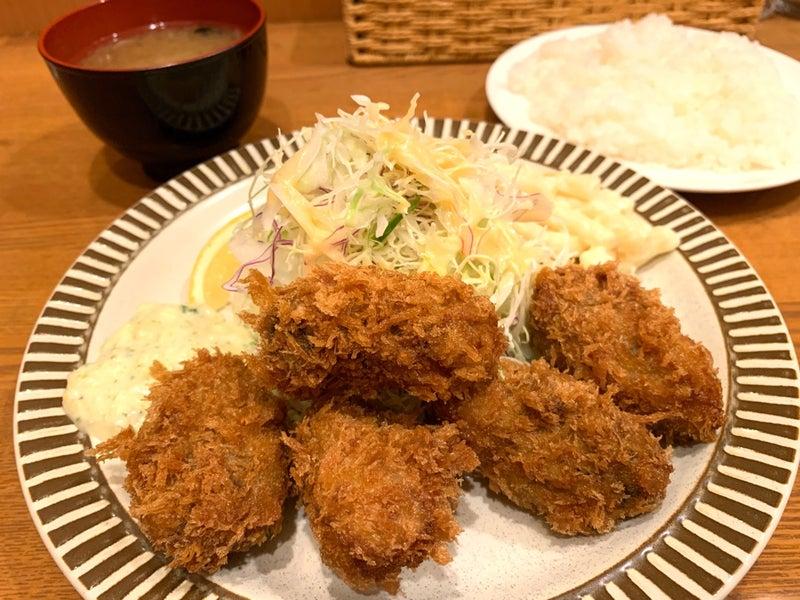 東京 カキフライ