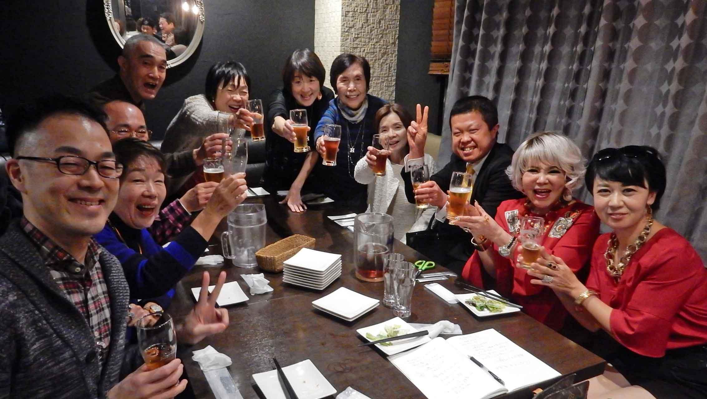 楽しいことはたくさん増やす♪(横浜講演会)