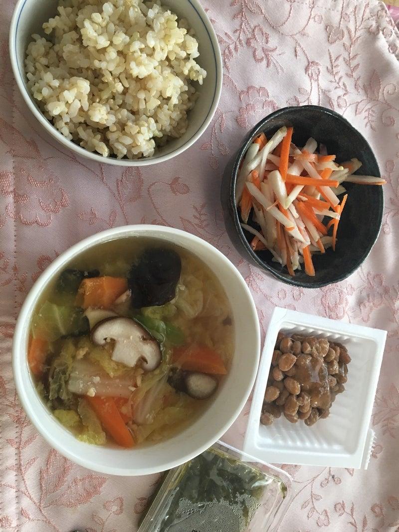 菊芋 サラダ