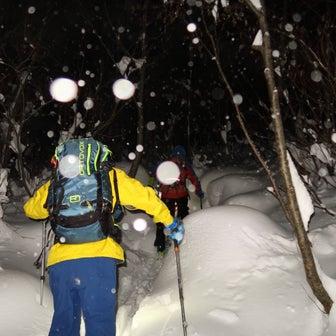 スキーと山スキーの違い