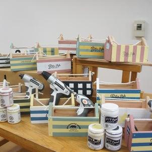 今年最後のワークショップが終わりましたー!子供DIY教室の画像