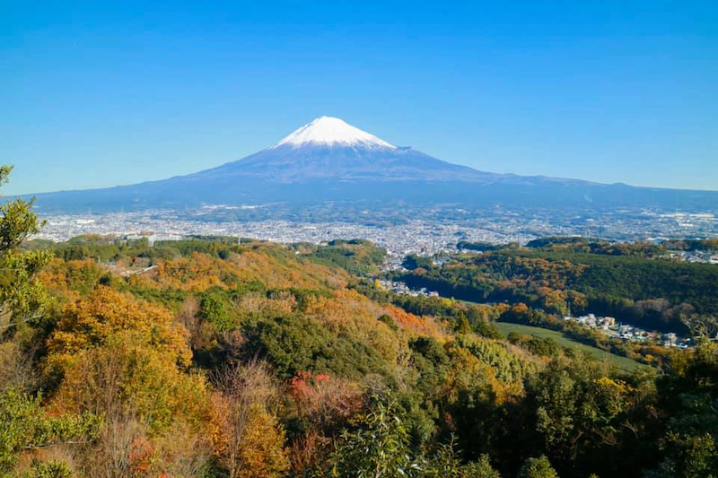 富士山 明星山