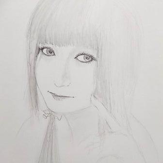 わたしは、描くことで~ 「女装子K」