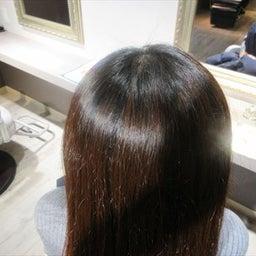 画像 カラーリングからヘナで美髪に の記事より 4つ目